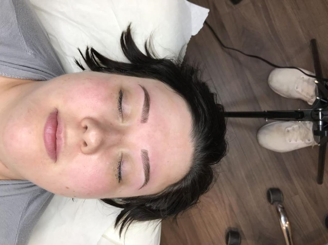 microblading after pic